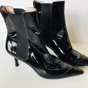 Cole Haan ankle booties size 9